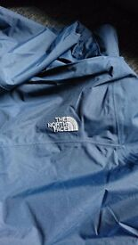 The north face xl blue coat unwanted gift worn once