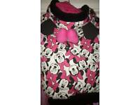 Girl's Minnie Mouse Body Warmer for sale
