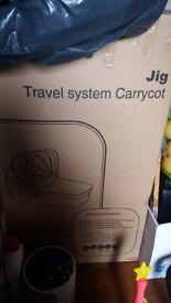 Jig carrycot