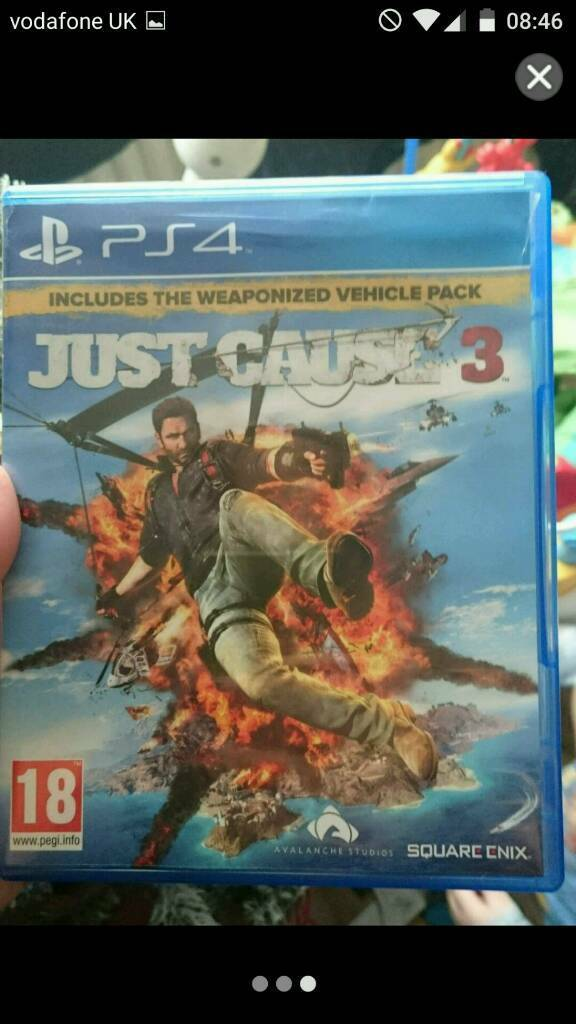 Ps4 boxed one games