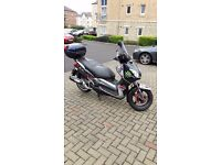 Yamaha Xmax 125i ABS in perfect condition with only 3790 miles on the clocks!!!!!!