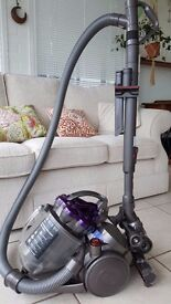 Dyson DC19 Animal Cylinder Vacuum Cleaner