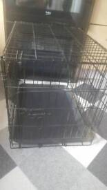 Small dog / puppy training cage