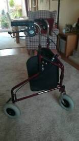 Days Patterson Medical Rollator