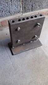 Sea Fishing Weight Mould