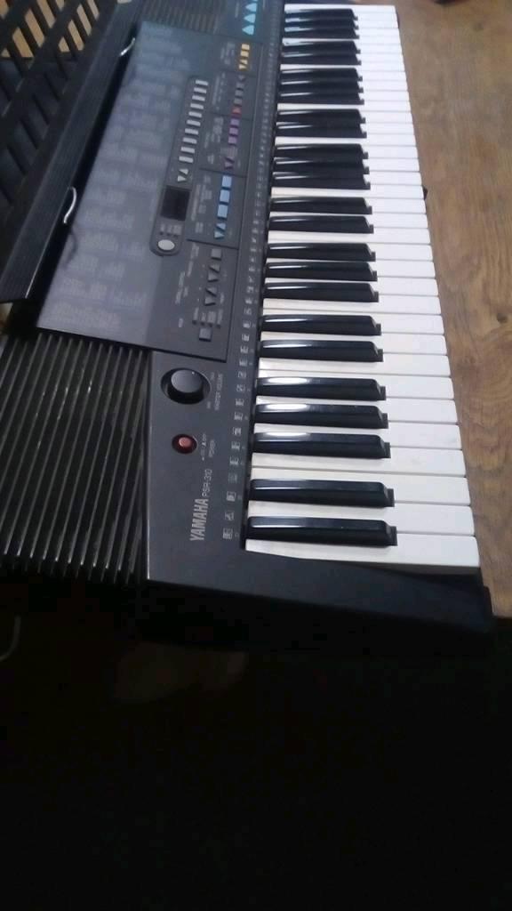Keyboard Yamaha Psr 310 In Somerset Gumtree