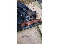 AUDI A4/ VW PASSAT 1.9 TURBO CHARGER