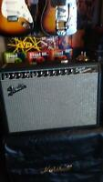 Fender tube amps fs/ft
