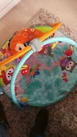 Fisher price Light and sound playmat
