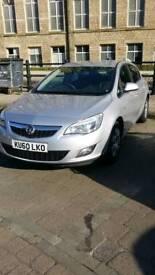 2010 (60) Vauxhall Astra 1.7cdti eco