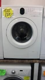 Samsung whit 6.kg 1200 spin washing machine
