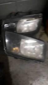 Vw bora headlights