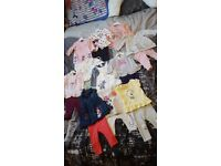 Disney baby girl clothes