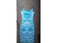 Ligh Blue Midi dress, never worn