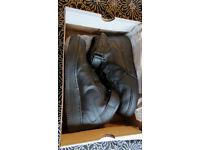 Nike Air force 1 Black trainers BNIB Size 7 UK