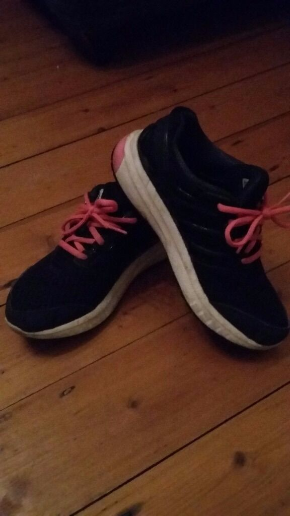 Adidas running shoes size 4in Farnley, West YorkshireGumtree - They are very comfortable and good. I love them just bought a new one