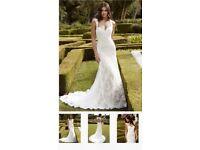 Enzoani, Blue by Enzoani, INARU model,Wedding dress, Marmaid style