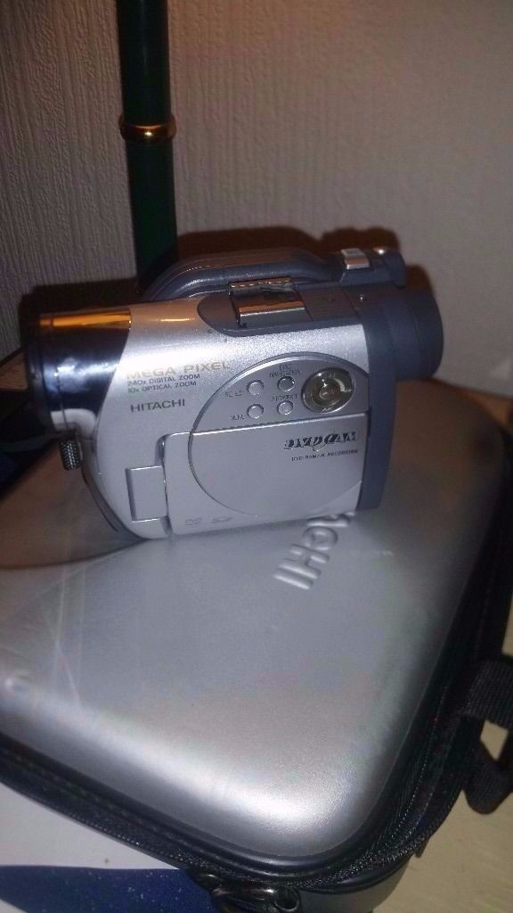 Hitachi camera 240xZOOM 10XOptical zoom £35