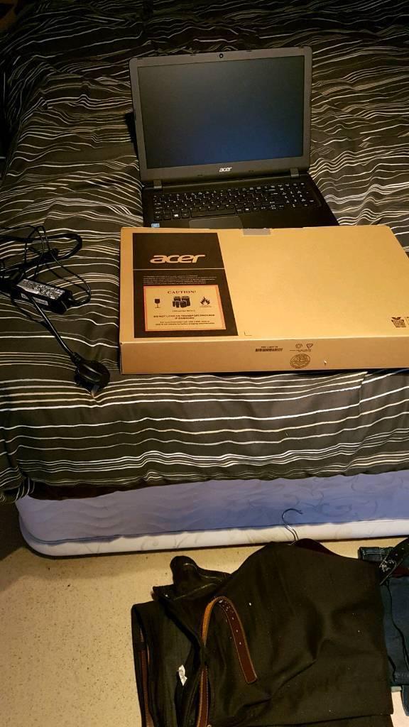 Acer 15.6inch 8gb ram laptop
