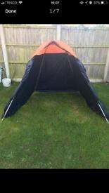 Sundridge fishing bivvy