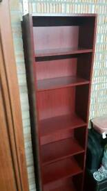 Brown Solid Wooden book Stand in great condition