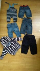 3-6 month baby boy clothes bundle (over 25 items)
