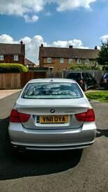 BMW 3 Series 2.0 320d Efficient Dynamics 4dr