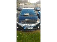 Honda civic 2007 1.8 petrol 5 door MOT till MAY 18. push to start 73k miles £2995 reduced price!!!!