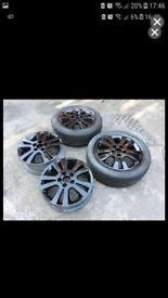 Vauxhall Astra wheels