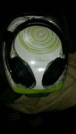 Xbox 360 headphone brand new packed