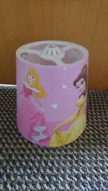 Disney Princess Lampshade / Lightshade