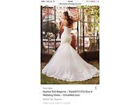 Size 12 Sophia tolli wedding dress