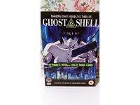 Ghost in the Shell / Akira, Anime DVDs based on Manga