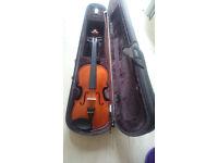 BRAND NEW Violin with box