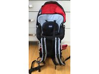 Chicco backpack baby carrier