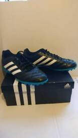 Brand new Adidas Football Astro Turf Trainers- Size 9