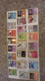 Fates collide- 100 random cards