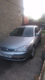 Ford Mondeo Mistral 1.8 petrol SOLD
