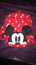 Cath kids mickey backpack