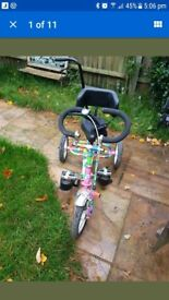 Special needs imp childs tricycle