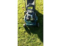 Bmc Wolf self propelled lawnmower 5.5hp £85 first to see will buy