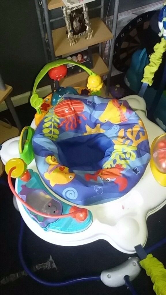 Jumperoo for sale excellent condition