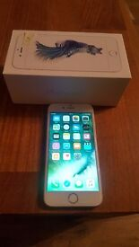 Apple iphone 6s 16gb Unlocked Silver Excellent condition TRADE IN AVAILABLE