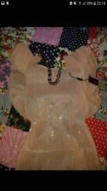 Brand new beautiful dress size 6/8