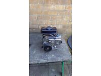 genuine honda g100 wacker plate engine with clutch p.w.o. starts easerly