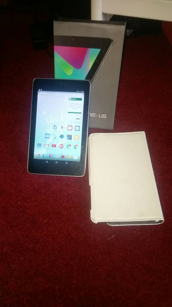 Android Nexus 7 tablet £70