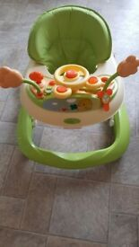 Unisex baby walker