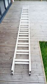 7 metre double extension ladders