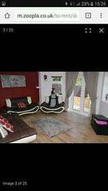4 bed fully furnished house available now