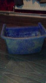 Horse feed buckets 5 in total good condition£1.00 each collection will post buyer's pay postagecost
